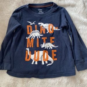 """Carters """"Dino"""" thermal"""